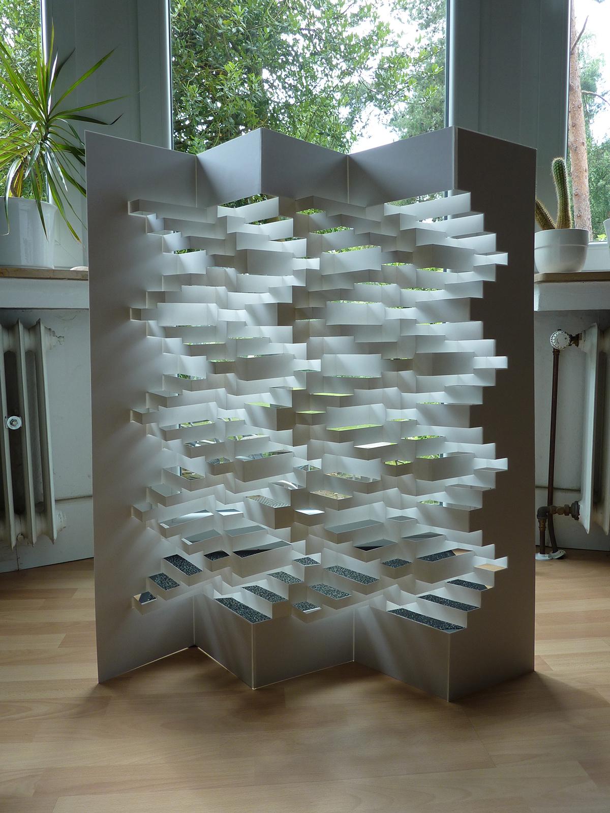 3d Paper Structure Peter Dahmen