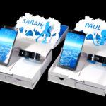 Cellphone Box Concept for Highcon