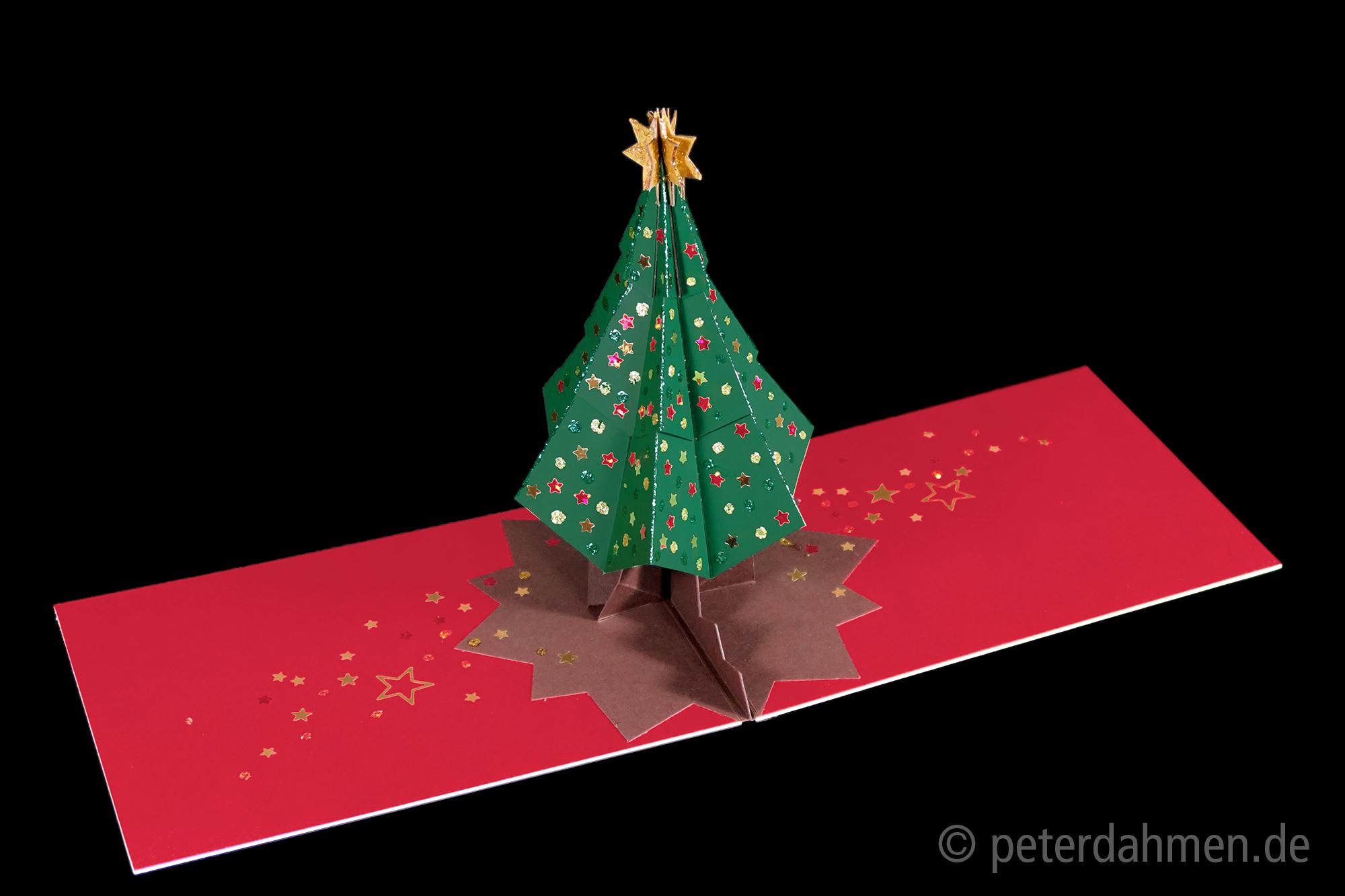christmas tree  u2013 peter dahmen